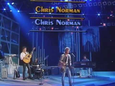 Chris Norman. Midnight Lady,It's A Tragedy (Peter's Pop Show 06.12.1986)