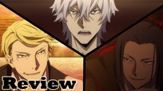 Bungou Stray Dogs Season 2 Episode 5 Review - Three Way Gifted War