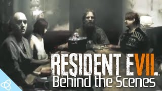 Resident Evil 7 - Behind The Scenes [Making of]