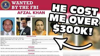 Dealer Con Cost Us A Ferrari And Is Now On The FBI Most Wanted List