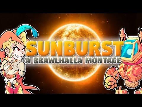 Sunburst - A Brawlhalla Montage (+CC Giveaway)