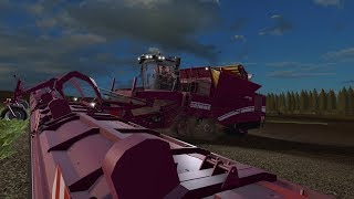 RIVER VALLEY FULL PRODUCTION   Farming Simulator 17