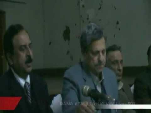 Rana Ataullah Khan Joins Pti video