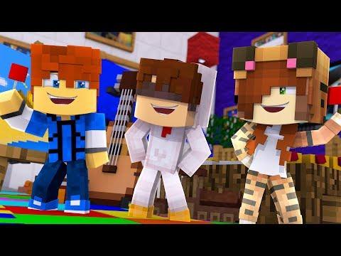 Minecraft Daycare -  NEW KID !? (Minecraft Roleplay)