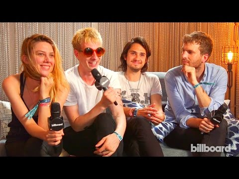 Wolf Alice at Firefly 2015: 'We're Proud' of Our First Album
