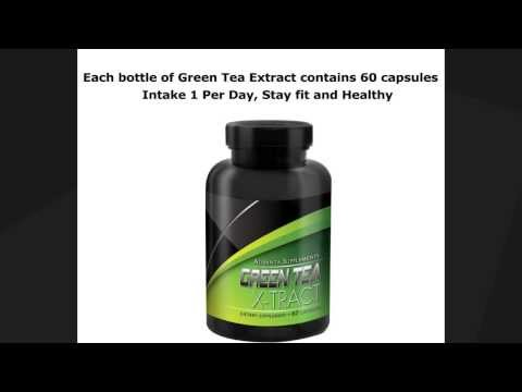 Advanta Green Tea Extract Weight Loss Pills : Cuttingedgeessentials.com