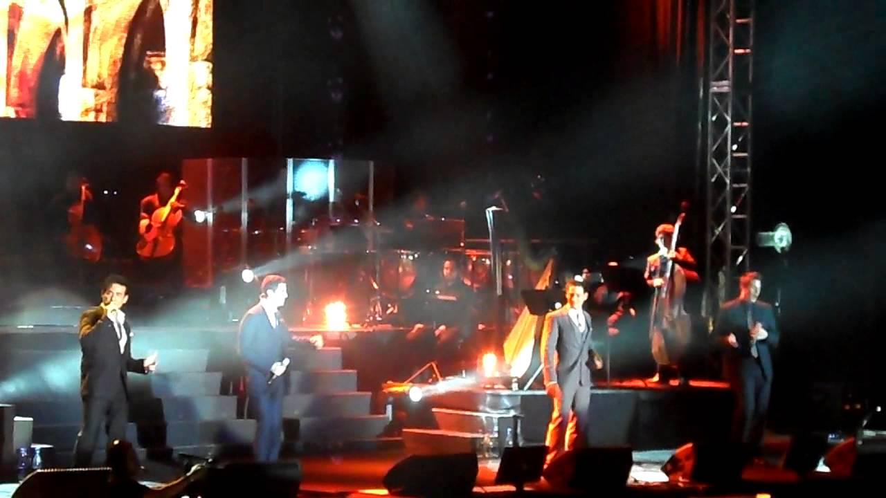 Il divo orchest in concert bogota 2012 parte 4 youtube - Il divo encore ...