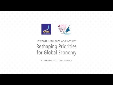 APEC CEO Summit 2013 Highlights