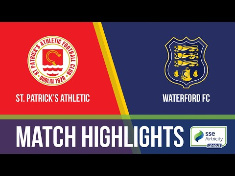 GW15: St. Patrick's Athletic 0-3 Waterford