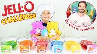 JELLO CHALLENGE - Ft. Carl is Cooking
