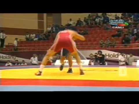 Расул Калиев Кубок мира по вольной борьбе 2012