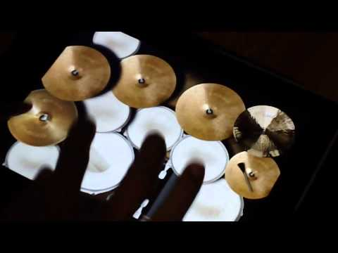 Peruvian Skies _D.T ( ipad drum meister ) cover by bankamo