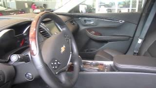 2014 Chevy Impala Interior Features