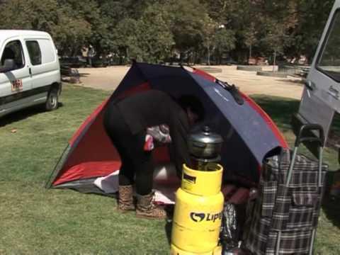 Miles de damnificados por el sismo en Chile