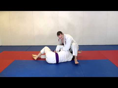 Knee on Belly Kimura.MOV Image 1
