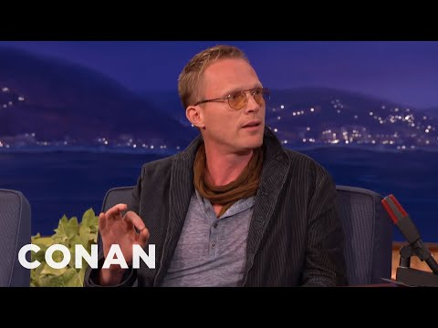 Paul Bettany: Jason Statham Should Get An Acting Double  - CONAN on TBS
