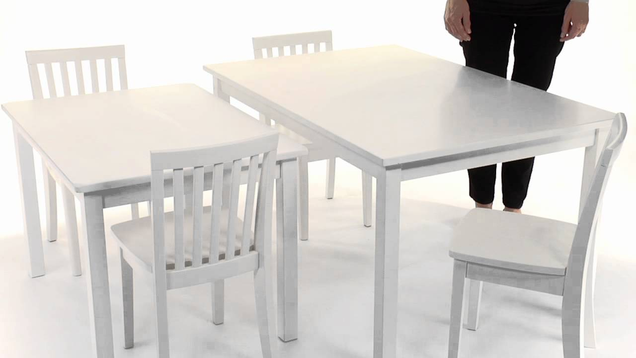 Choose these sturdy and stylish kids tables and chairs for your child pottery barn kids youtube - Pottery barn schoolhouse chairs ...
