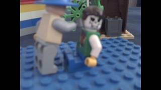 Fatality and X-rayattacks in Lego stopmotion
