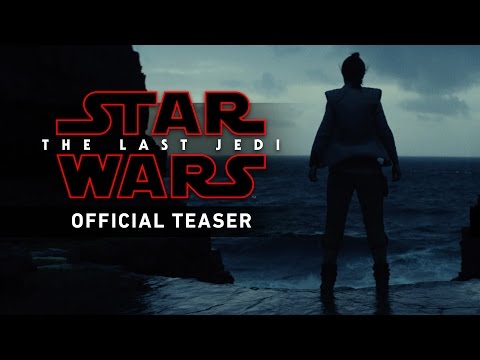 Star Wars: The Last Jedi Official Teaser - YouTube (04月15日 17:02 / 8 users)