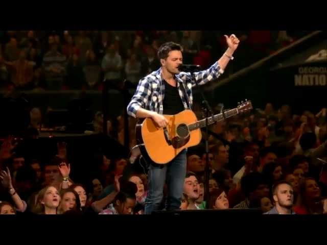 Burning in My Soul - Brett Younker - Passion 2013