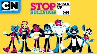 Include Someone, Make a Difference | Stop Bullying: Speak Up | Cartoon Network