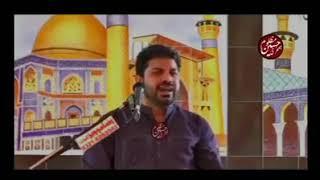 Syed arif Husain Alvi majlis #lahore #shia