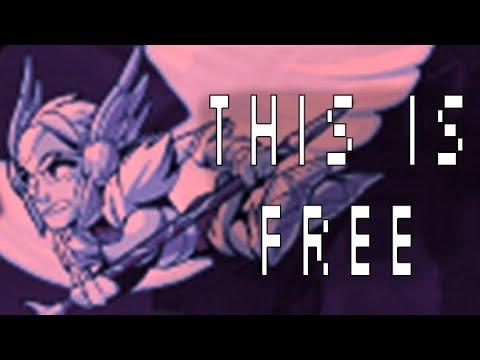 BRAWLHALLA IS SO FREE | Kozy 4 Stuff