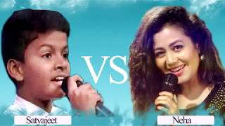 download lagu Neha Kakkar Vs Satyajeet Jana  Mile Ho Tum gratis