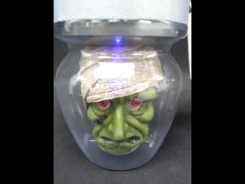 Lab Jars With Heads