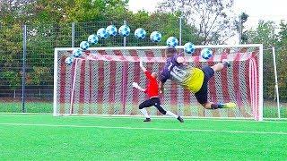 FIFA 19 Skills in REAL-LIFE! Skill Challenge