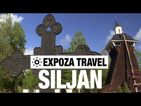 Siljan (Sweden) Vacation Travel Video Guide