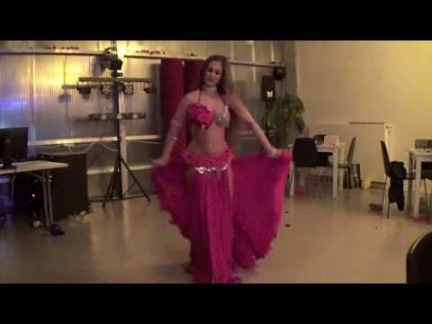 Isabella Belly Dance Performance HD