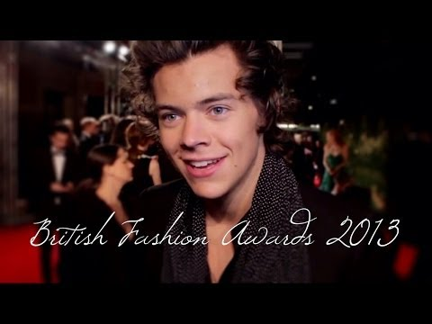 Harry Styles, British Style Award Winner: I've Only Got 2 Pairs Of Jeans | FASHTAG