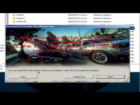 Burnout Paradise The Ultimate Box Download