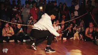 Laurent of Les Twins Judge Demo at Dance For Life | Connecticut, USA | YAK FILMS