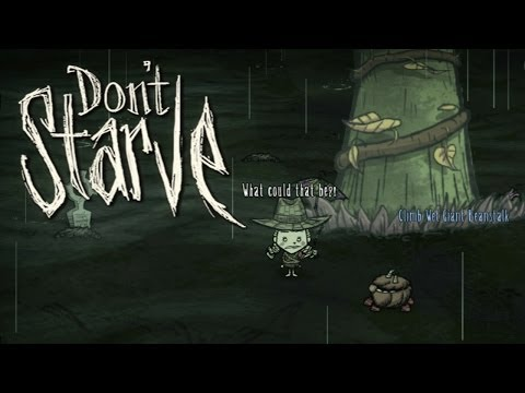 Don't Starve: Up And Away (part 1 - A Mysterious Stranger) video