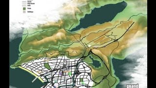Gta 5 3D map (official)