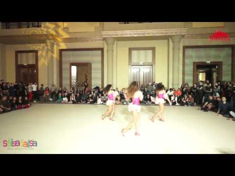 Yamativo Chicas Dance Performance | IIDF 2016