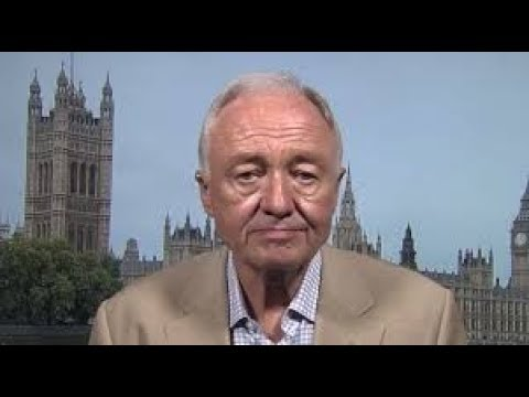 Ex-mayor of London Ken Livingstone comments on UK-Russia scandal over Skripal case