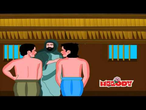 Bible Stories In Tamil - The Parable Of The Prodigal Son video