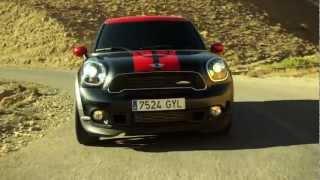 2013 Mini Countryman Off Road John Cooper Works Commercial Carjam TV HD Car TV Show