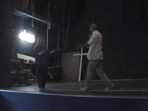 Teatro Sociale: L'equilibrista- Scena 1- regia di Stefano Centonze