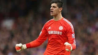 Thibaut Courtois●Great Best Saves●Chelsea FC●ᴴᴰ
