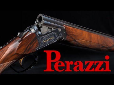 A little tour of $50.000+ Perazzi shotgun