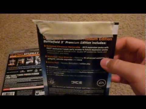 Battlefield 3 Premium Edition Code Giveaway/Contest (PS3) THE CONTEST ...