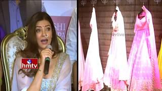Sushmita Sen | Designer Dress Launch Event | Hue Multi Designer Store | hmtv