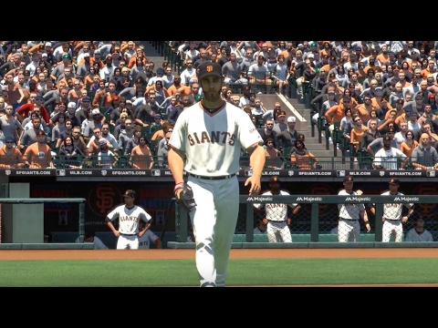 MLB The Show 17 Official Franchise Mode Trailer