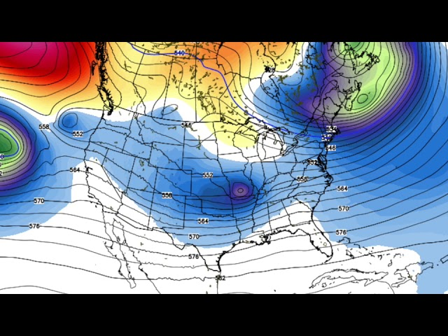March 19, 2018 Weather Xtreme Video - Morning Edition