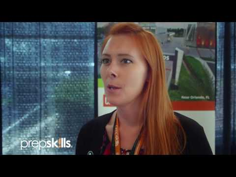 US College Expo 2016   Interview with Full Sail University   Amanda Lach