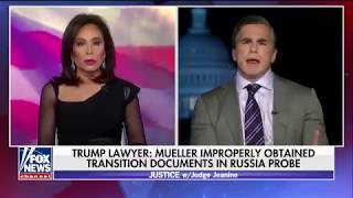 "JW President Tom Fitton on 'Justice': ""Americans should know what their Justice Dept. is up to"""